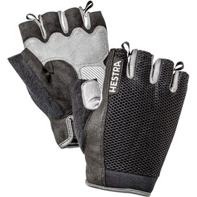 Hestra Bike SR Short Finger Gloves black